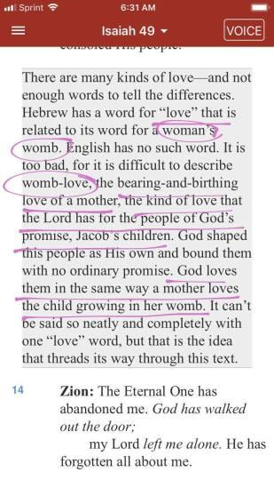 Isaiah 492